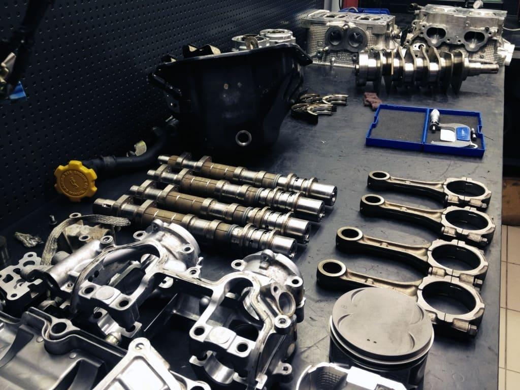 Капитальный ремонт двигателя Шкода в Екатеринбурге