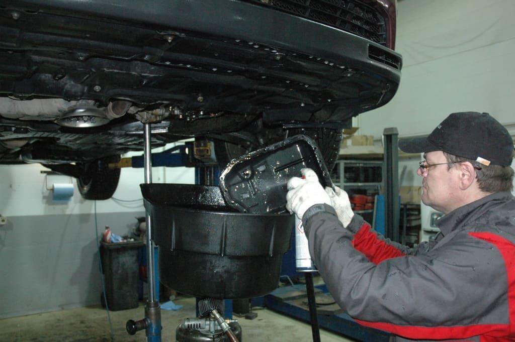 Техническое обслуживание двигателя Шкода в Екатеринбурге