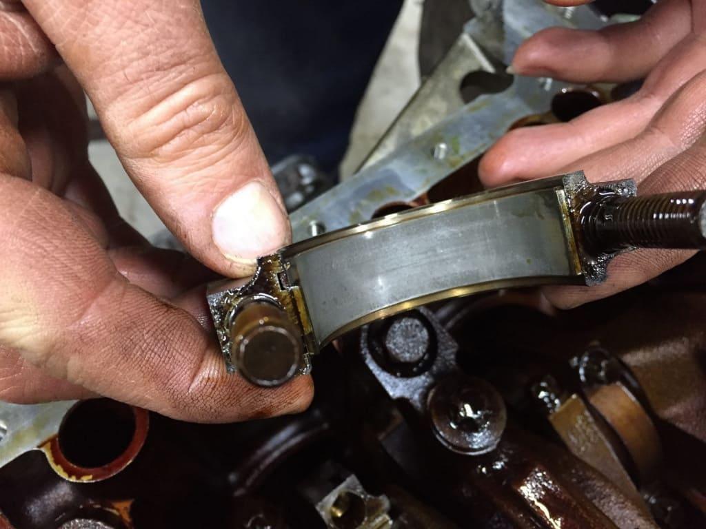 Замена вкладышей двигателя Шкода в Екатеринбурге